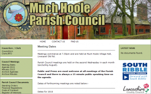 Much Hoole Parish Council